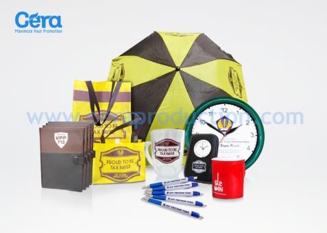 Produsen souvenir kantor pajak pratama