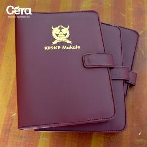 Souvenir Kantor Pajak Pratama (KPP) - Buku Agenda KPP Pratama Makale