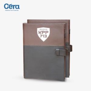 Souvenir Kantor Pajak Pratama (KPP) - Souvenir Buku Agenda KPP Pratama Pangkalan Bun
