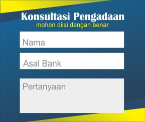 form konsultasi souvenir perbankan