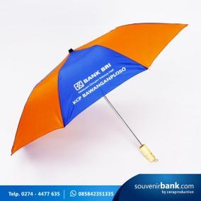 souvenir bank - souvenir payung bank bri