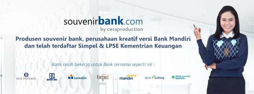 Souvenir Bank - Souvenir Perbankan