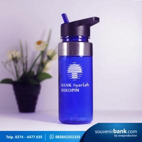 souvenir bank - tumbler Cruise Bank Bukopin Syariah
