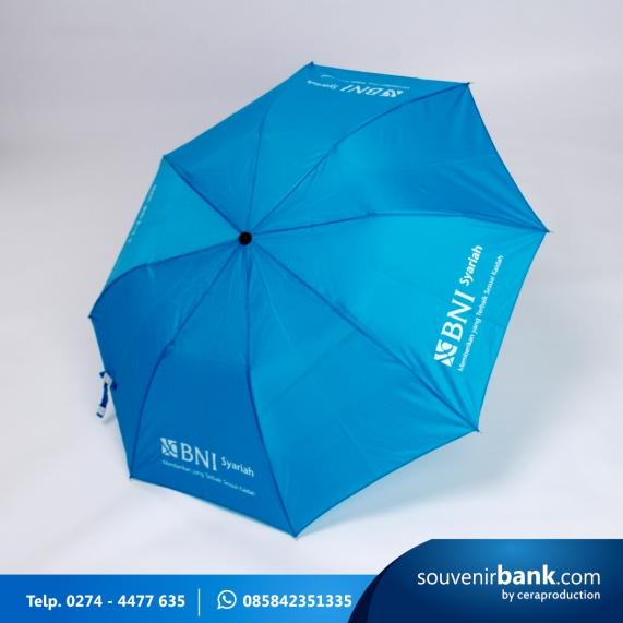 souvenir perbankan milik bank BNI Syariah