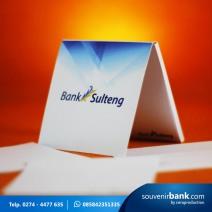 souvenir perbankan milik bank sulteng