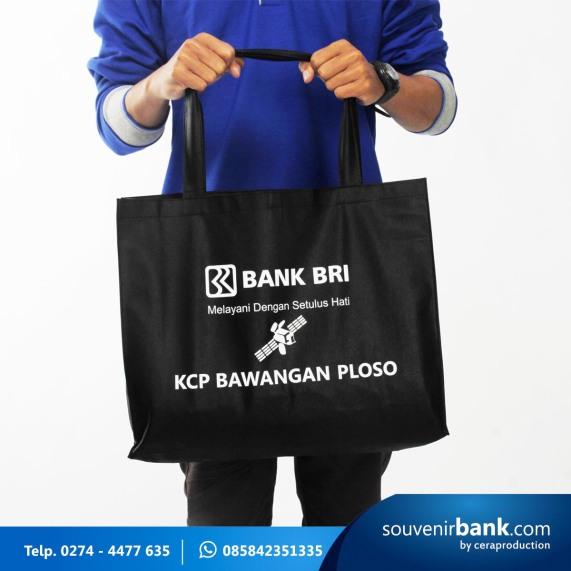 souvenir perbankan - tas furing bank bri